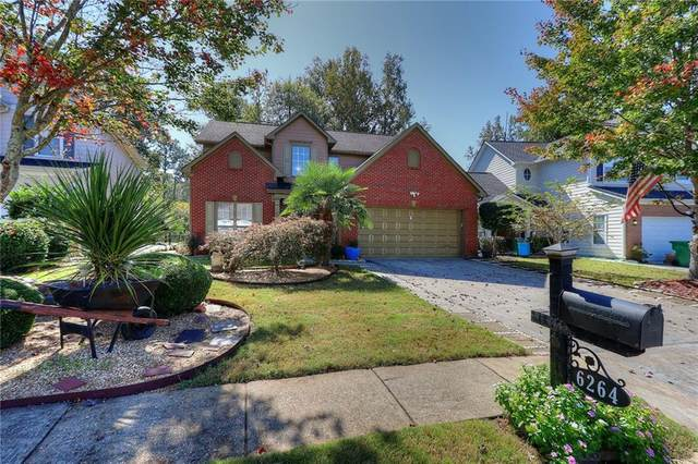 6264 Wandering Way, Norcross, GA 30093 (MLS #6797433) :: AlpharettaZen Expert Home Advisors