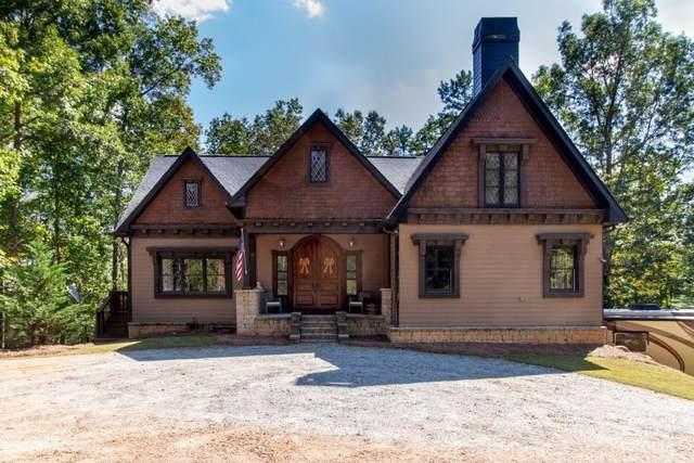 450 Hound Dog Lane, Dahlonega, GA 30533 (MLS #6797439) :: AlpharettaZen Expert Home Advisors