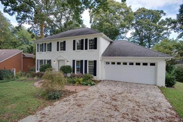 230 Zephyr Court, Sandy Springs, GA 30350 (MLS #6797485) :: Tonda Booker Real Estate Sales