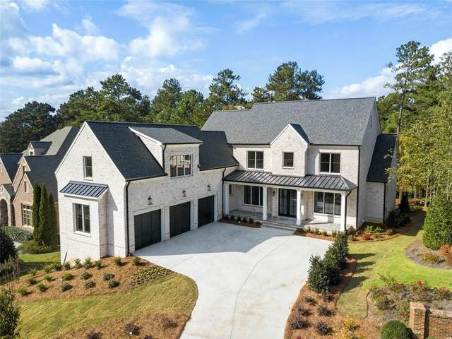 6054 Tattnall Overlook, Acworth, GA 30101 (MLS #6797511) :: The Heyl Group at Keller Williams