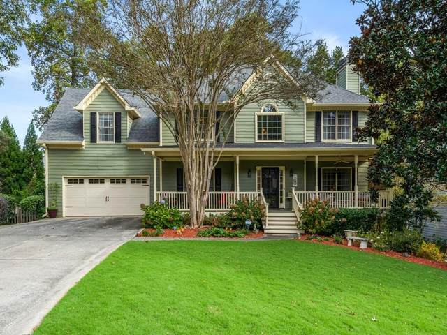 450 Chatfield Pointe NW, Marietta, GA 30064 (MLS #6797512) :: North Atlanta Home Team