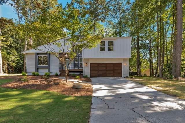 1326 Wood Park Drive NW, Kennesaw, GA 30152 (MLS #6797515) :: North Atlanta Home Team