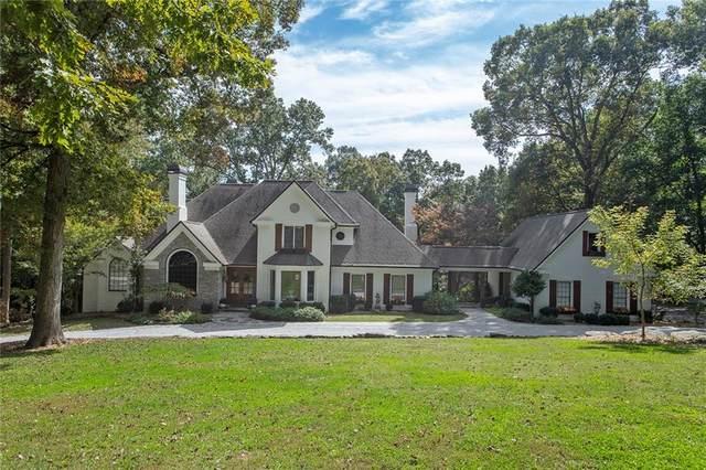 305 Broadmeadow Cove, Roswell, GA 30075 (MLS #6797516) :: North Atlanta Home Team