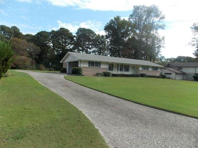 852 April Drive, Conyers, GA 30094 (MLS #6797530) :: Tonda Booker Real Estate Sales
