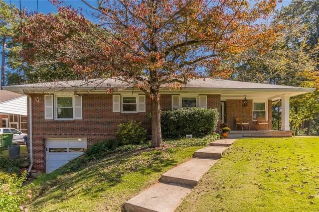 1969 Kilburn Drive NE, Atlanta, GA 30324 (MLS #6797538) :: RE/MAX Paramount Properties