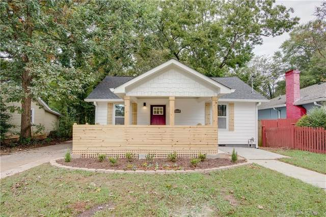 2251 Newnan Street, East Point, GA 30344 (MLS #6797539) :: North Atlanta Home Team