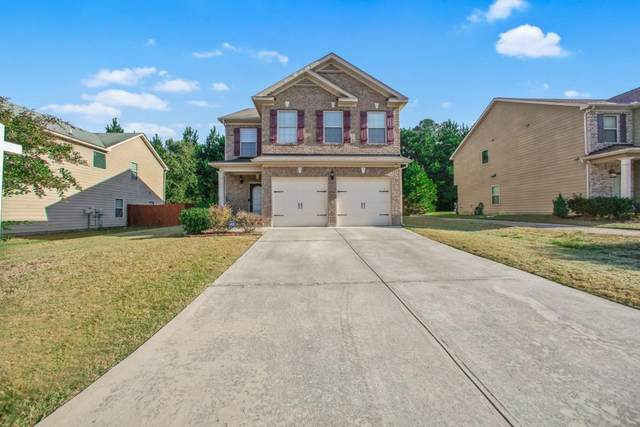 7617 Absinth Drive, Atlanta, GA 30349 (MLS #6797541) :: North Atlanta Home Team