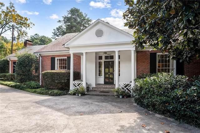 880 W Wesley Road NW, Atlanta, GA 30327 (MLS #6797569) :: North Atlanta Home Team