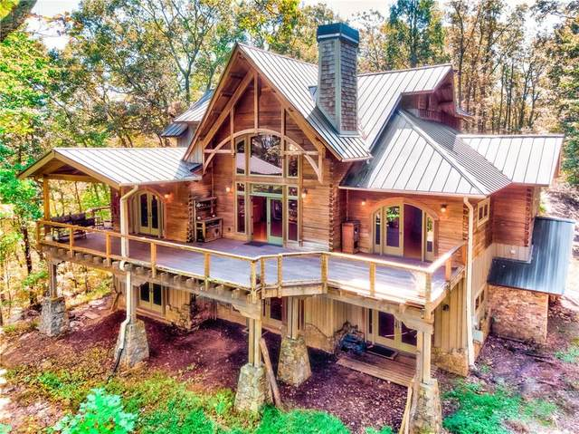 396 Gaults Gulch Road, Talking Rock, GA 30175 (MLS #6797578) :: North Atlanta Home Team