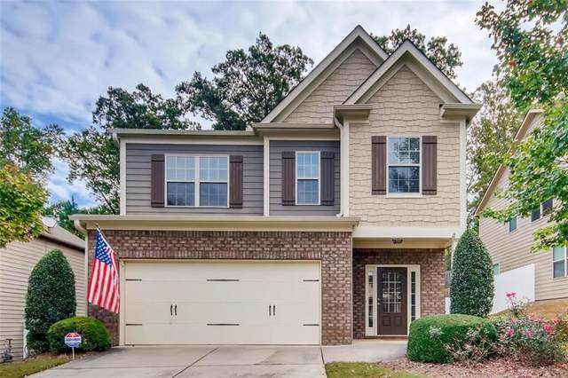 5228 Centennial Hill Drive NW, Acworth, GA 30102 (MLS #6797597) :: North Atlanta Home Team