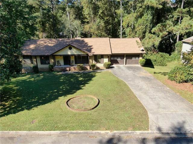3729 Salem Trail, Lithonia, GA 30038 (MLS #6797615) :: North Atlanta Home Team