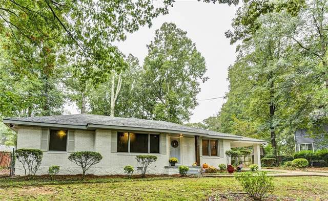 2791 Eastwood Drive, Decatur, GA 30032 (MLS #6797625) :: North Atlanta Home Team