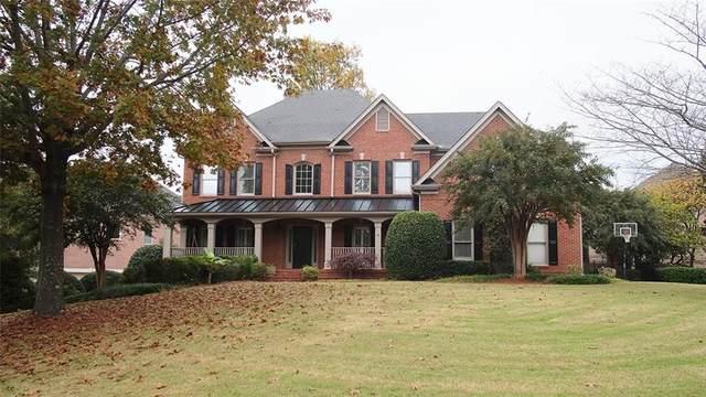 430 Garrick Point, Alpharetta, GA 30022 (MLS #6797631) :: North Atlanta Home Team