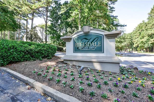 44 Springhedge Court SE #44, Smyrna, GA 30080 (MLS #6797637) :: North Atlanta Home Team