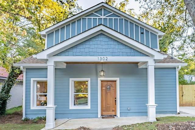 1302 Ladd Street SW, Atlanta, GA 30310 (MLS #6797642) :: Tonda Booker Real Estate Sales