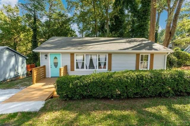 299 Creighton Avenue, Scottdale, GA 30079 (MLS #6797653) :: Keller Williams Realty Atlanta Classic
