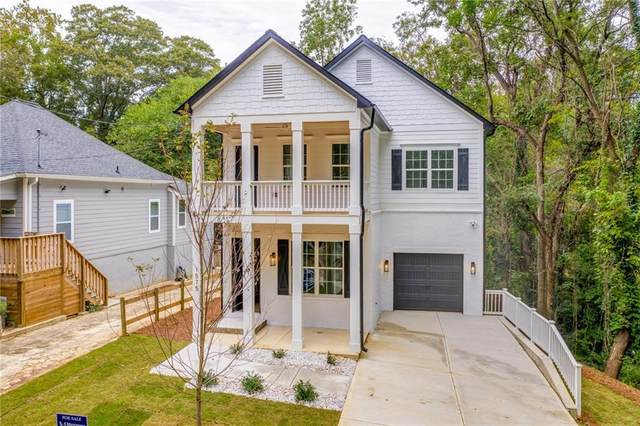 1575 SW Elixir Avenue SW, Atlanta, GA 30314 (MLS #6797664) :: Tonda Booker Real Estate Sales