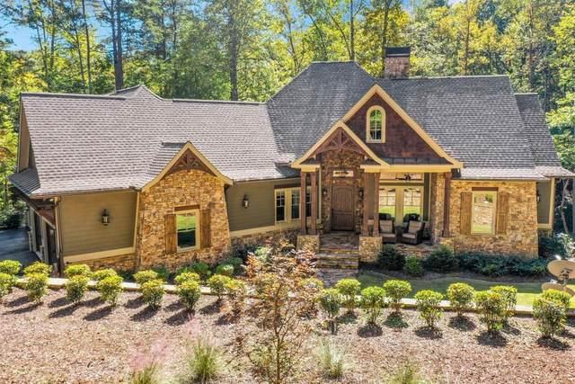 176 Bear Creek Point, Big Canoe, GA 30143 (MLS #6797733) :: North Atlanta Home Team