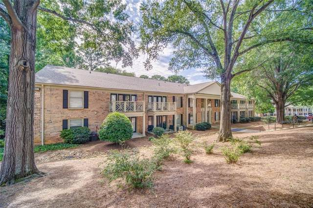 3650 Ashford Dunwoody Road NE #811, Brookhaven, GA 30319 (MLS #6797774) :: Good Living Real Estate