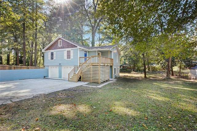 717 Kennolia Drive SW, Atlanta, GA 30310 (MLS #6797787) :: KELLY+CO