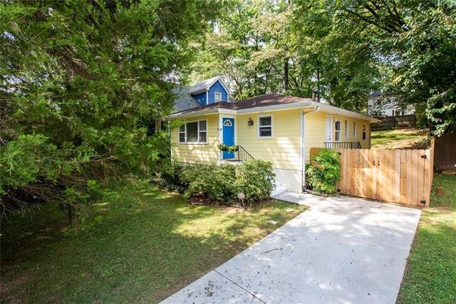 960 Hall Place NW, Atlanta, GA 30318 (MLS #6797811) :: The Cowan Connection Team
