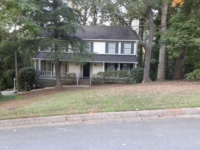 988 Hampton Trail NW, Lilburn, GA 30047 (MLS #6797813) :: North Atlanta Home Team