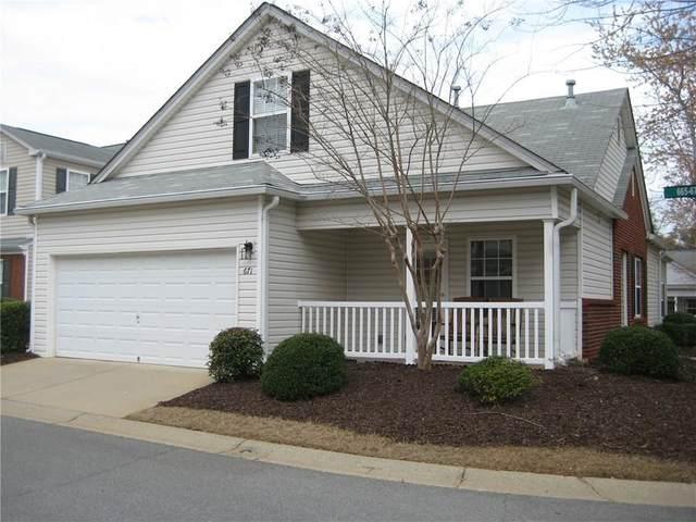 671 W Oaks Drive, Woodstock, GA 30188 (MLS #6797825) :: Keller Williams