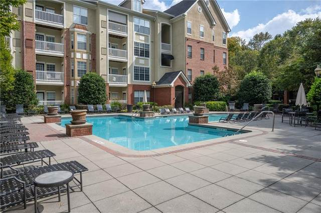 1139 Westchester Ridge NE #1139, Brookhaven, GA 30329 (MLS #6797827) :: Good Living Real Estate