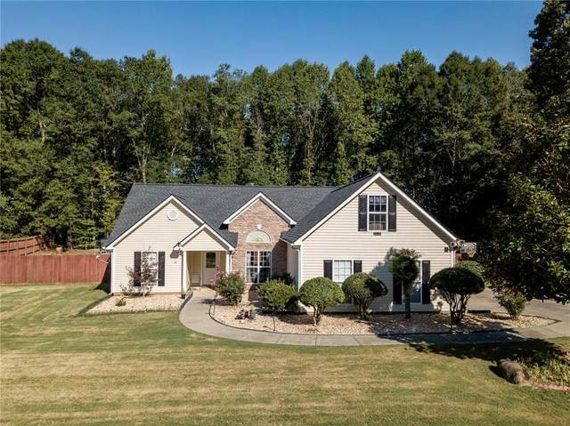 135 Cabots Creek Drive, Jefferson, GA 30549 (MLS #6797829) :: The Justin Landis Group