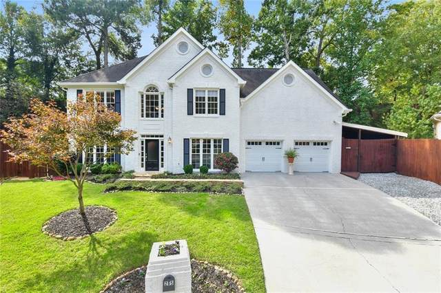265 Marchand Court, Sandy Springs, GA 30328 (MLS #6797847) :: North Atlanta Home Team