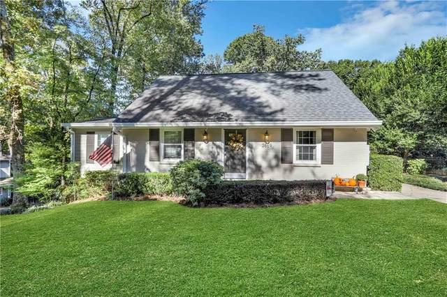 2869 Ridgemore Road NW, Atlanta, GA 30318 (MLS #6797850) :: Kennesaw Life Real Estate