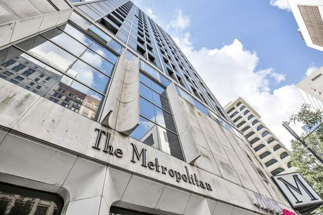 20 Marietta Street 15A, Atlanta, GA 30303 (MLS #6797857) :: The North Georgia Group