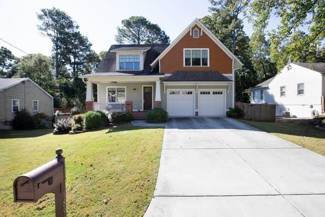 1895 Ham Drive, Chamblee, GA 30341 (MLS #6797860) :: North Atlanta Home Team