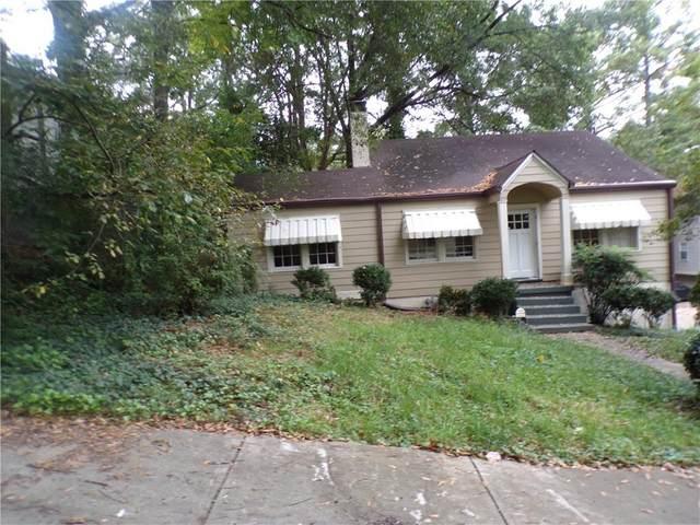 1068 Westshire Place, Atlanta, GA 30318 (MLS #6797865) :: Tonda Booker Real Estate Sales
