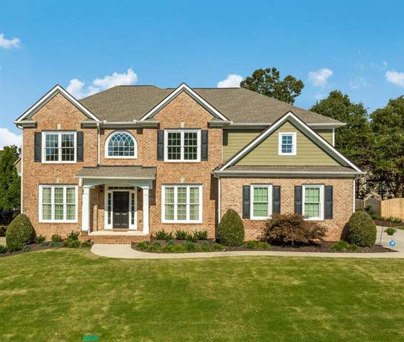 4048 Sandy Branch Drive, Buford, GA 30519 (MLS #6797875) :: Scott Fine Homes at Keller Williams First Atlanta