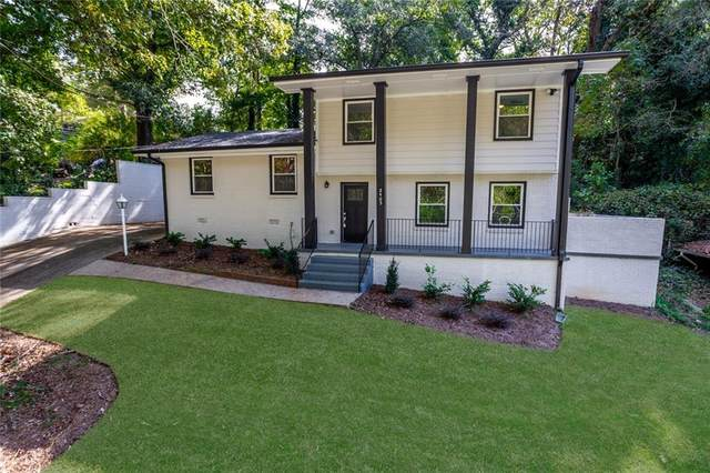 2405 Brentford Place, Decatur, GA 30032 (MLS #6797929) :: 515 Life Real Estate Company