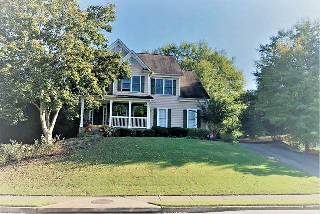 2026 Woodside Park Drive, Woodstock, GA 30188 (MLS #6797962) :: Tonda Booker Real Estate Sales