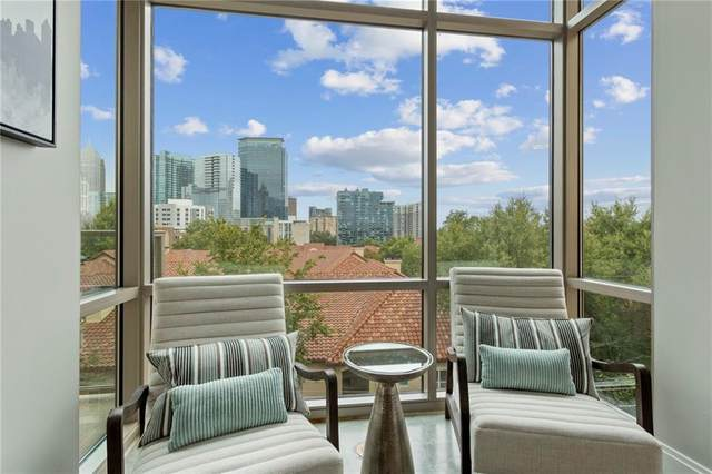 905 Juniper Street NE #516, Atlanta, GA 30309 (MLS #6798075) :: Team RRP | Keller Knapp, Inc.