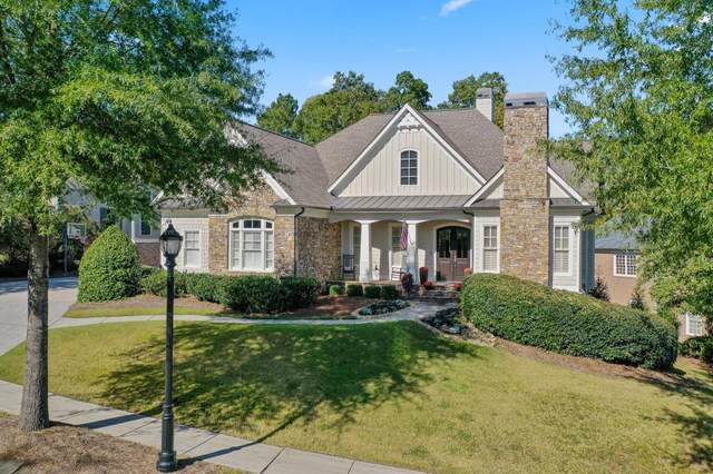 6174 Talmadge Run NW, Acworth, GA 30101 (MLS #6798081) :: North Atlanta Home Team