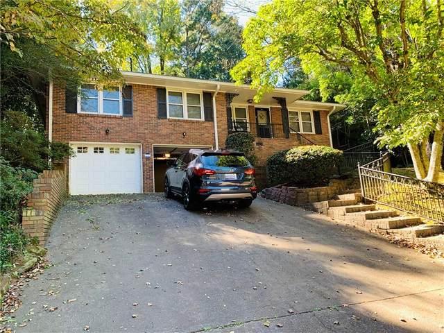 1116 Arlington Parkway NE, Atlanta, GA 30324 (MLS #6798082) :: KELLY+CO