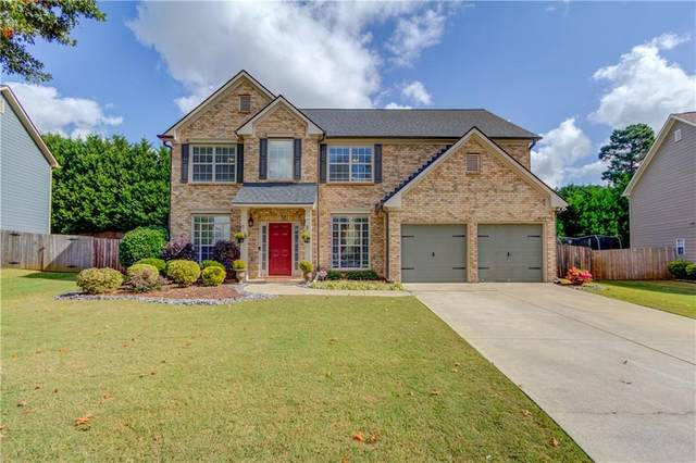 1494 Belfaire Lake Trail, Dacula, GA 30019 (MLS #6798087) :: North Atlanta Home Team