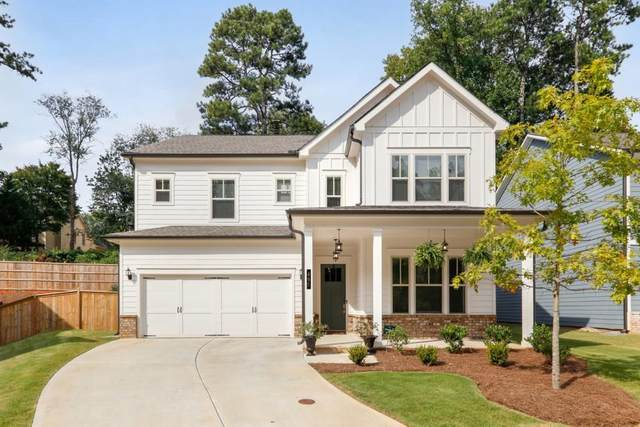 496 Avondale Hills Drive, Decatur, GA 30032 (MLS #6798094) :: North Atlanta Home Team