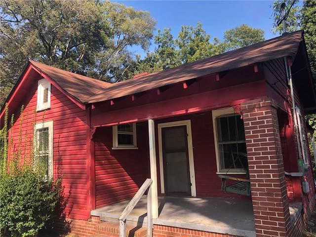 105 N Railroad Street, Cartersville, GA 30120 (MLS #6798124) :: AlpharettaZen Expert Home Advisors