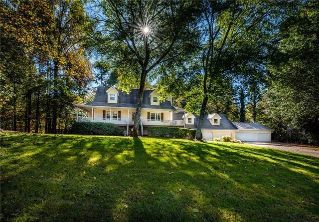 2561 New Mill Way, Acworth, GA 30102 (MLS #6798125) :: Thomas Ramon Realty