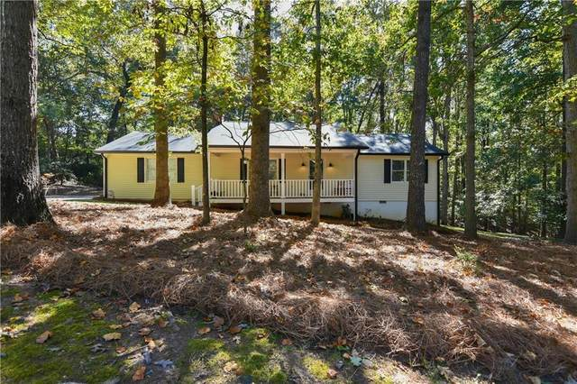 265 Saddle Trail, Jefferson, GA 30549 (MLS #6798128) :: The Justin Landis Group