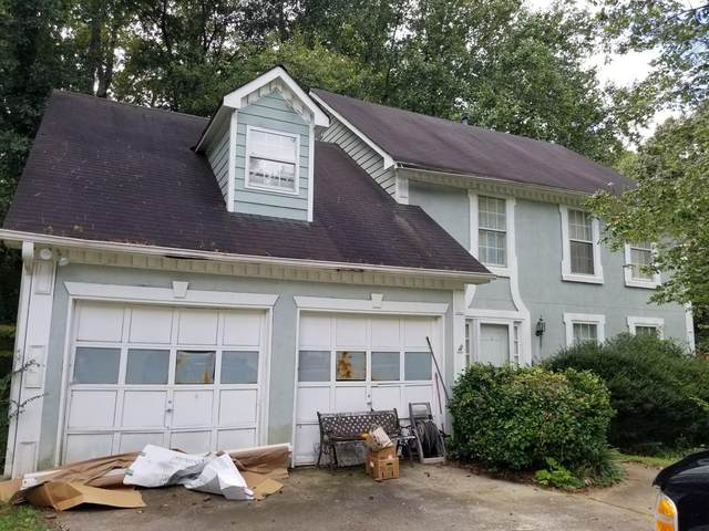 2356 SW Loren Falls Lane SW, Marietta, GA 30008 (MLS #6798162) :: North Atlanta Home Team