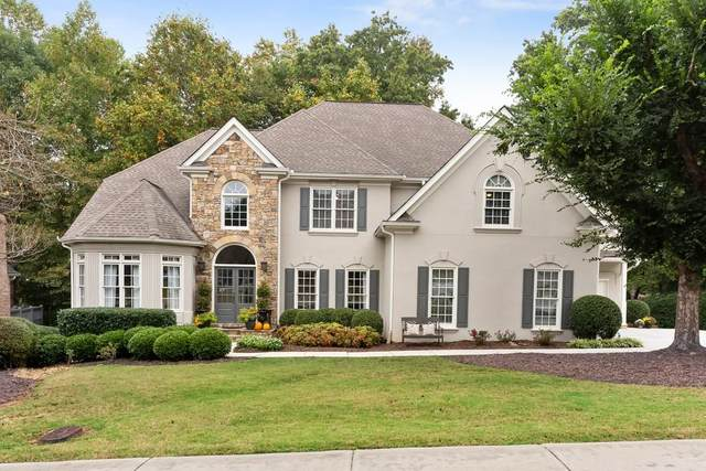 855 Highland Bend Cove, Alpharetta, GA 30022 (MLS #6798196) :: North Atlanta Home Team