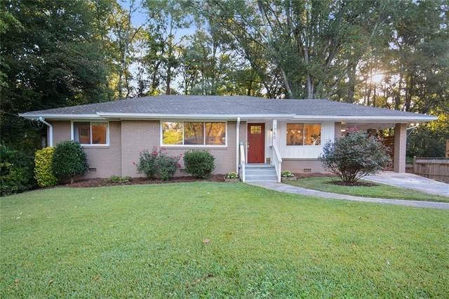 1750 Briarlake Circle, Decatur, GA 30033 (MLS #6798197) :: Lucido Global