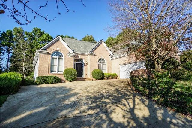 1242 Gate Post Lane, Powder Springs, GA 30127 (MLS #6798198) :: North Atlanta Home Team