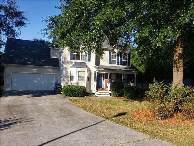 972 Marta Crane Drive, Lawrenceville, GA 30045 (MLS #6798200) :: North Atlanta Home Team